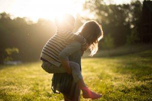Donaciones de padre a hijos