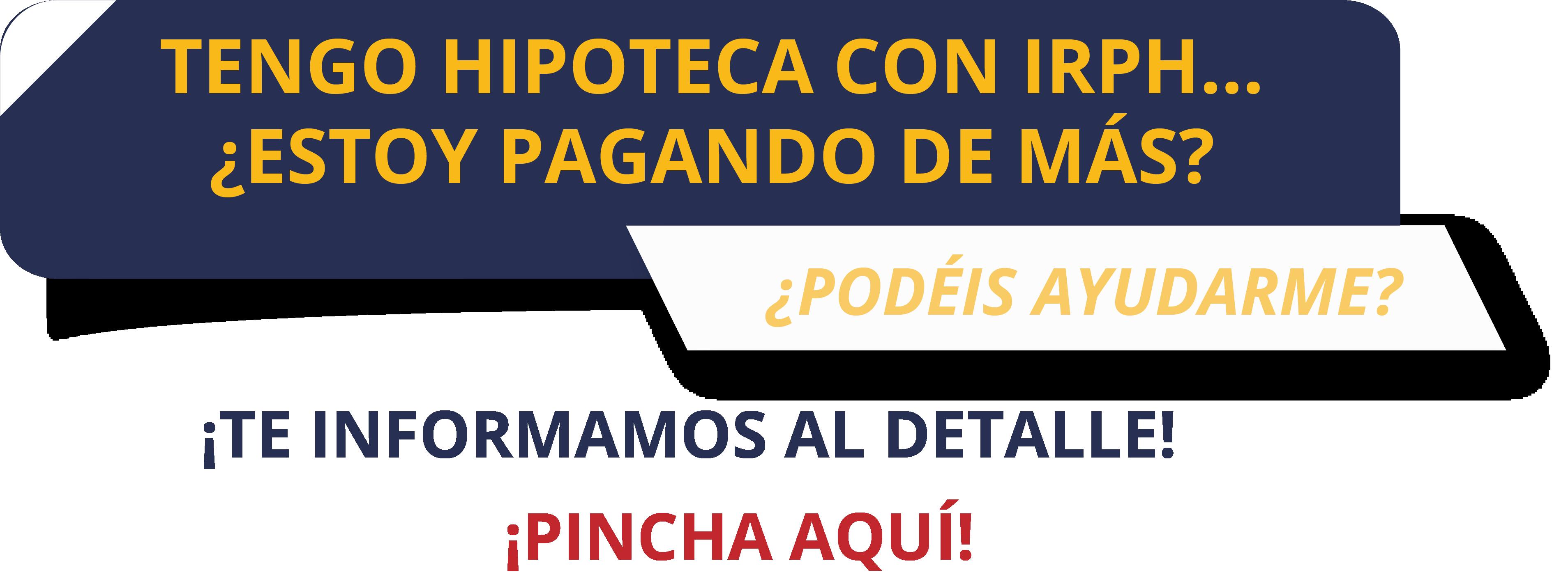 HIPOTECA IRPH abogados Valencia