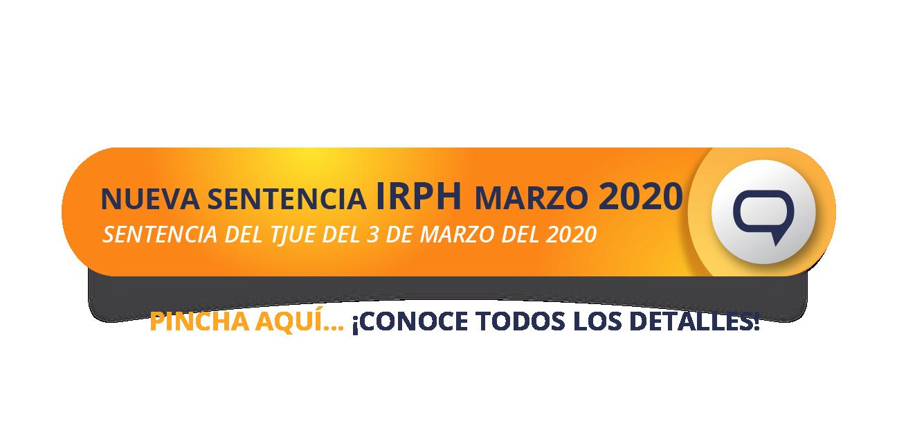 Sentencia IRPH marzo 2020