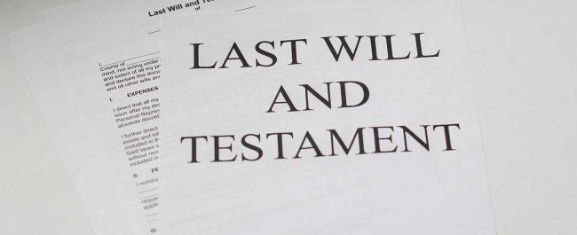 abrir testamento valencia