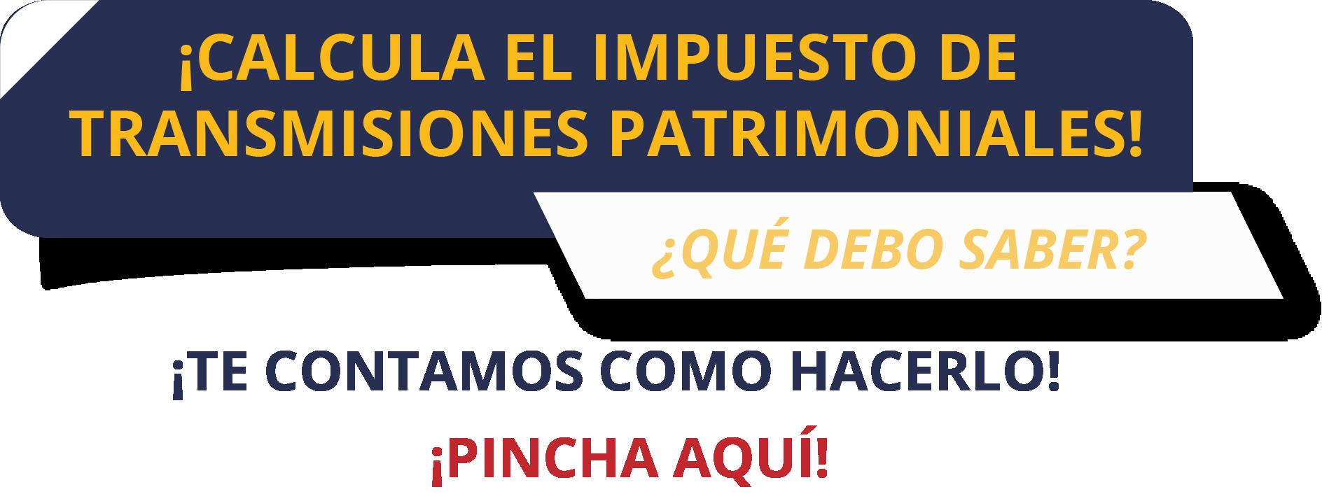 Impuesto de transmisiones abogado en Valencia