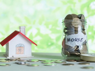 Casa hipotecada