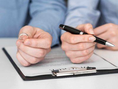 divorcio y régimen matrimonial