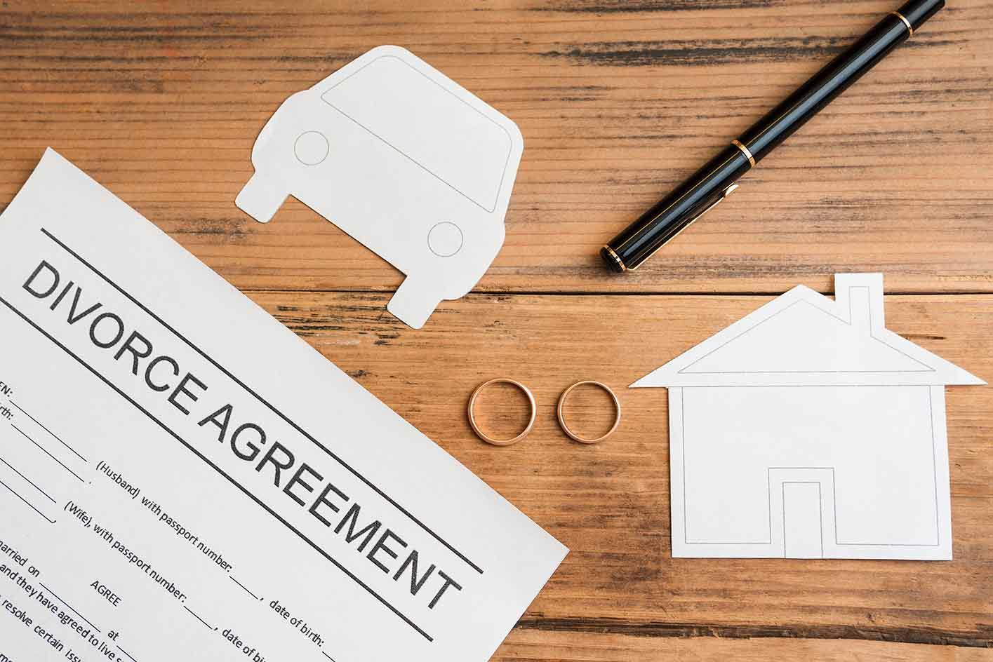 convenio regulador divorcio