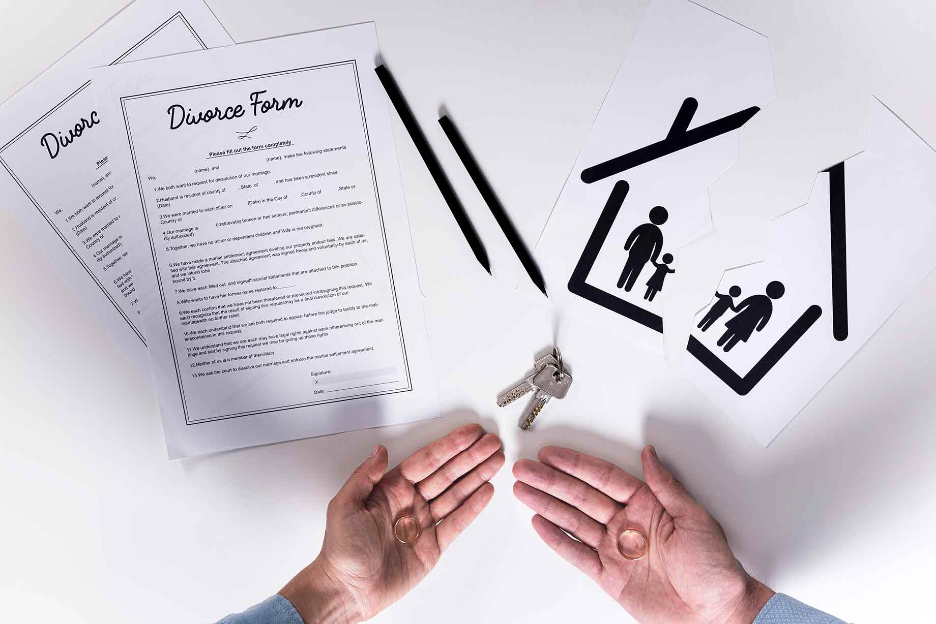 vivienda familiar divorcio alquiler
